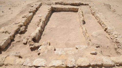 A 2300-year old Greek-styled gymnasium has been discovered in Egypt