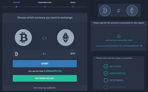 Altcoin.io Exchange Launches Alpha Atomic Swap Wallet