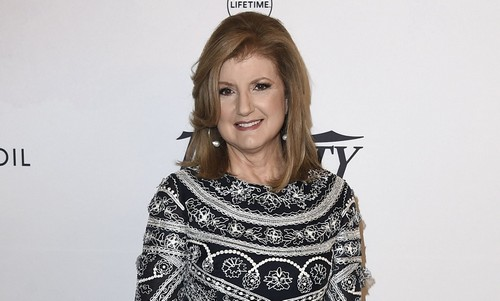 Arianna Huffington's solution for women who don't know what to wear to work