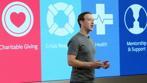 Facebook is dropping its fundraising fees for nonprofits, but not for personal causes