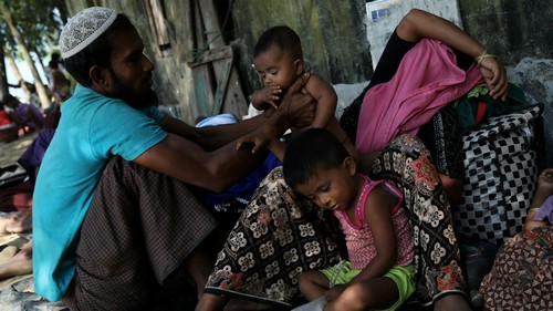 Foreign parliaments must do more to help the embattled Rohingya