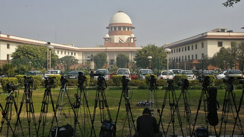 India's judiciary is facing its gravest ever crisis