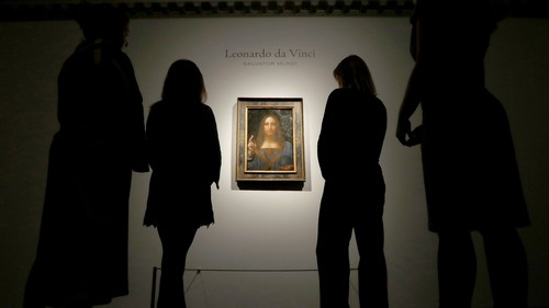 It doesn't matter if this $450 million Leonardo da Vinci painting is real or fake