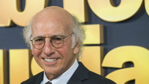 Larry David is the latest celebrity to apologize—for his bad jokes
