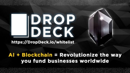 Dropdeck.io Future of Funding
