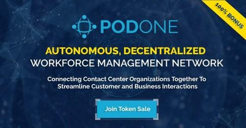 PodOne Blockchain-Based Workforce Management Network