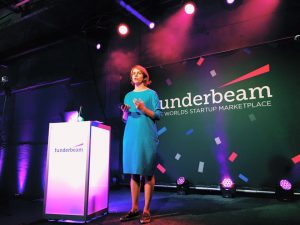 Funderbeam launch April 2016