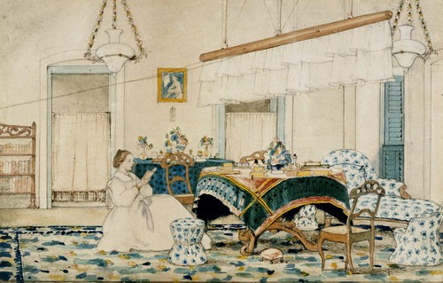 The beginning of silent reading changed Westerners' interior life
