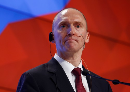The biggest bombshells in Carter Page's Russia testimony to Congress