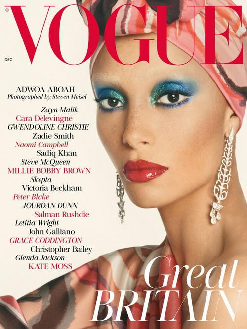The diversity in Edward Enninful's new British Vogue isn't just about skin color