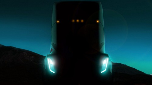The Tesla Semi is coming tonight