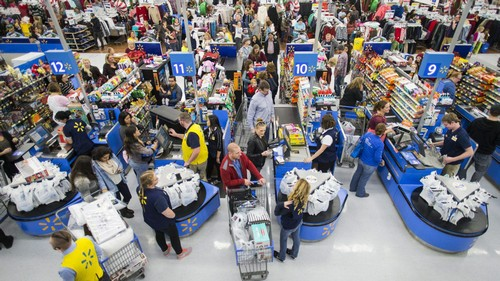 Walmart's big investment in workers is paying off