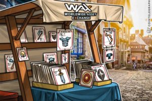 WAX Token Sale Set to Disrupt the $50 Bln Virtual Asset Trading Industry