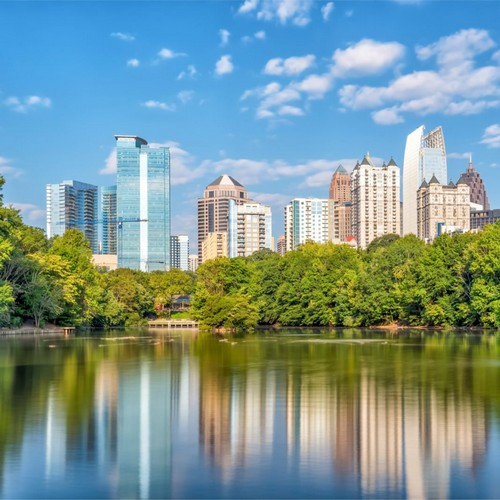 Coinsource Adds 18 Bitcoin ATMs in Atlanta, Among Ten Most Unbanked US Cities