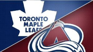 Compher Scores In OT, Avalanche Beat Maple Leafs 4-3