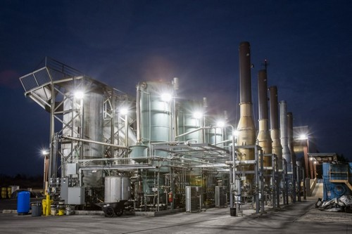 Could This Zero-Waste Energy Plant Transform Bitcoin Mining?