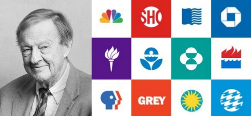 Ivan Chermayeff, the graphic designer who defined the look of corporate America, has died