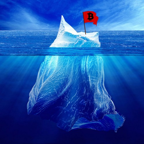 Is This the Tip of the Iceberg or Have We Already Hit Peak Bitcoin?