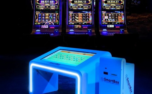 SmartPlay.Tech - Blockchain Gambling Machine