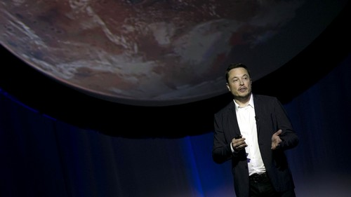 SpaceX only exists because of Elon Musk's love of inter-planetary publicity stunts