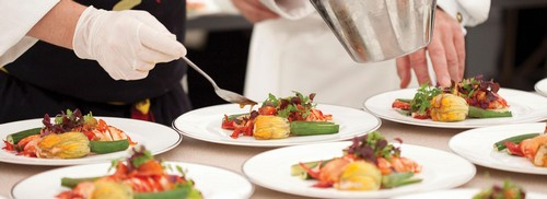 Catering from Anton Mosimann's private club.
