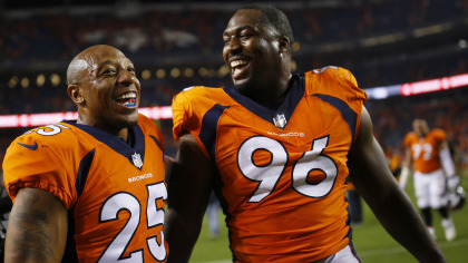 harris 5 Broncos Surprise Players of 2017