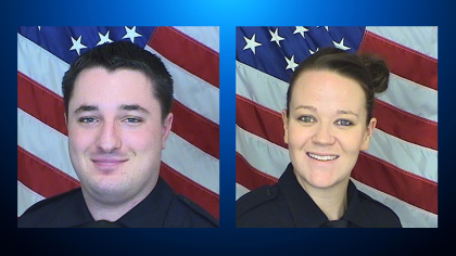 deputy mike doyle and deputy taylor davis 7 Shot, 1 Deputy Killed In Highlands Ranch Ambush Shooting