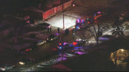 copter 4 wednesday 8p frame 32297 Adams County Deputy Shot, Killed; Two Suspects At Large