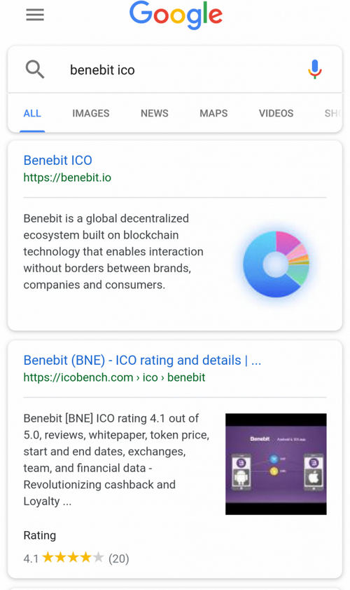 Benebit ICO Does a Runner with $2.7 Million of Investor Funds