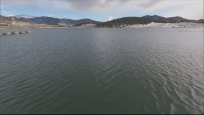 denver water snowpack 10pkg copy 01 frame 1915 Despite Grim Snow Outlook, No Need To Panic About Water Supply