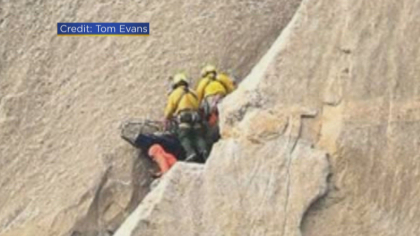 climber5 Friends Organize Large Event For Paralyzed Mountain Climber