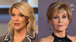 Megyn Kelly Blasts Jane Fonda: Her Name Is 'Synonymous With Outrage'