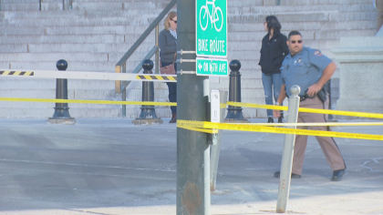 colfax shots fired 10pkg transfer frame 99 Shots Fired Near Capitol Building; Witnesses Help Police Catch Suspect