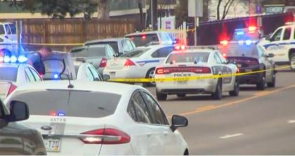 kktv csprings shooting 2 3 Officers Shot; 1 Killed As Officers Respond To Active Scene