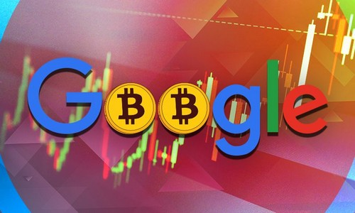 Bitcoin Searches On Google
