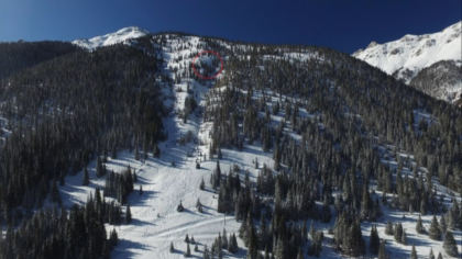 avalanche death 6vo transfer frame 0 CAIC Says Very Large, Dangerous Avalanche Pattern Developing