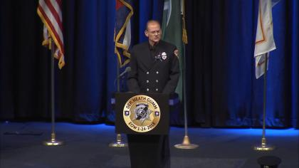 jim gumm Fallen Deputy Gumm Remembered In Emotional Service
