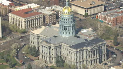 state capitol 3 Health Insurance Lost Within Days For State Workers Killed While On The Job