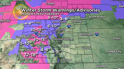 extra Latest Forecast: Major Weather Change To Bring Cold & Snow