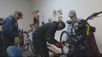 second chance bikes 10pkg transfer frame 390 Nonprofit Bike Shop Forced To Move With Nowhere To Go