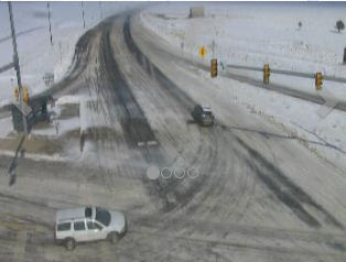hwy93 closure 2 cdot cam Part Of Highway 93 Reopened Following Whiteout Conditions