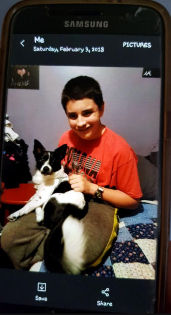 dominic 2 arvada missing kid from arvpd tweet Police Search For Teenager Who Cut Off LifeTracker Monitor