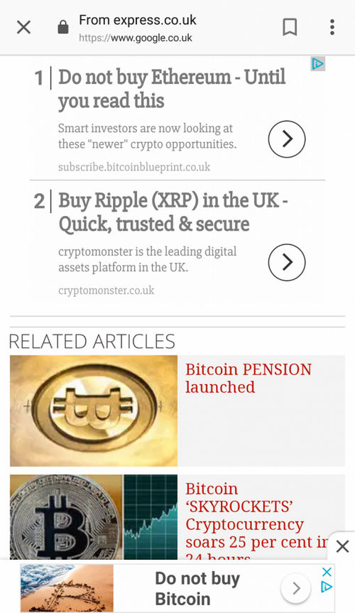 Thanks to Mainstream Media, the Public Are Clueless About Cryptocurrency