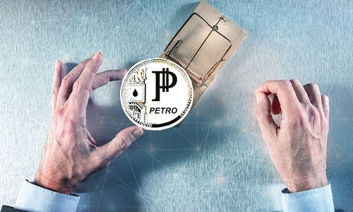 Petro Ultimate ICO Scam