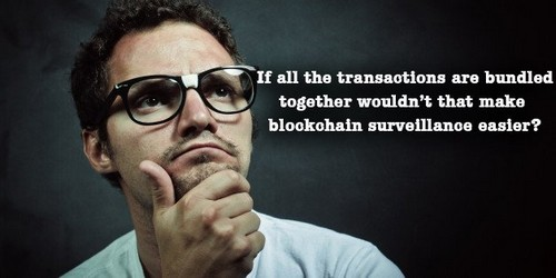 Transaction Batching: Good for Fees a Possible Nightmare for Privacy