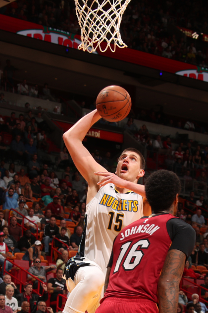 gettyimages 934745050 After Double Overtime, Nuggets Fall To Heat 149 141