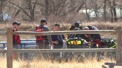 search 2 Crews Conduct Search At Pond Week After Moms Disappearance