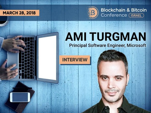 blockchain conference israel