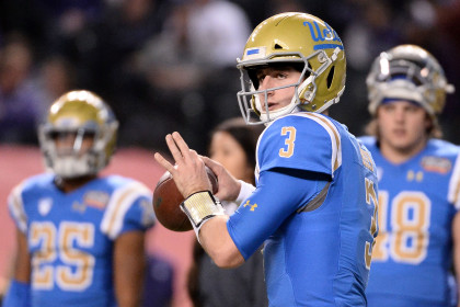 gettyimages 899581224 NFL Teams Finally Get To See QB Hopefuls At Combine