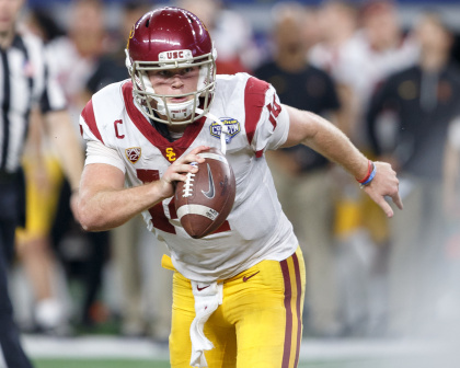 gettyimages 905406734 NFL Teams Finally Get To See QB Hopefuls At Combine